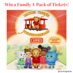 Daniel Tiger's Neighborhood Live at The Smith Center