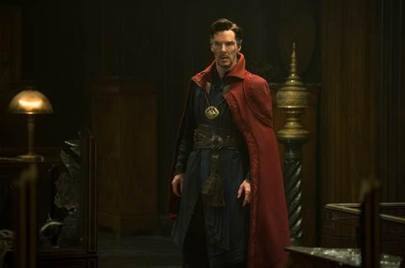 Marvel's Doctor Strange in Dolby Cinema Movie Review