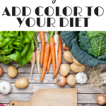 3 Simple Ways To Add Color To Your Diet @SUBWAY @OfficialSubway